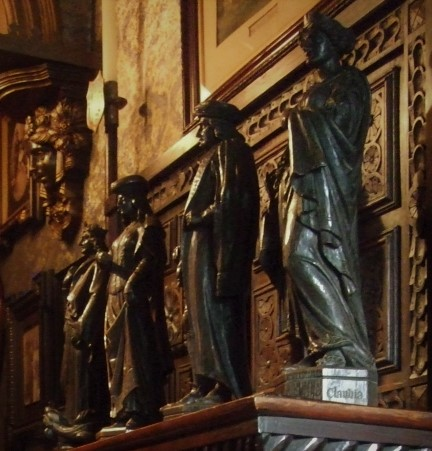 chantry statues 2