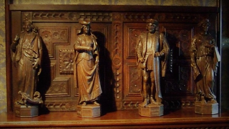 chantry statues1
