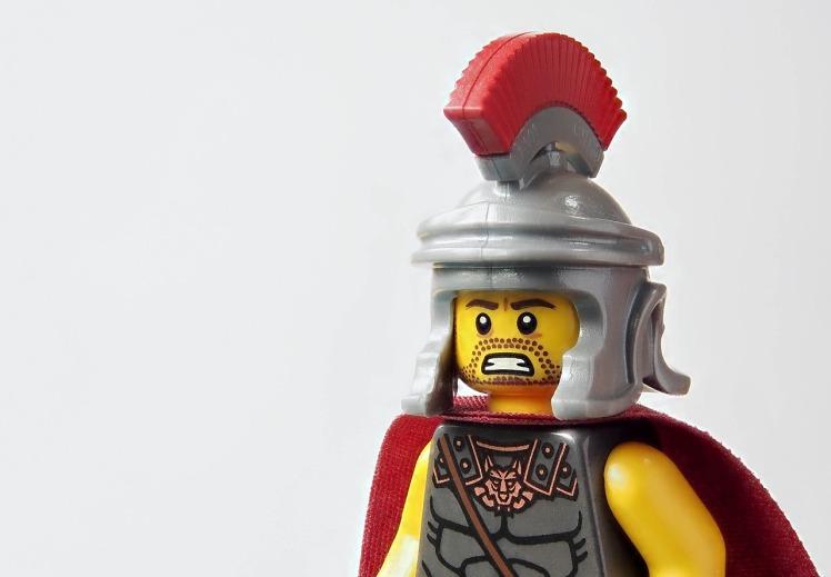 lego centurion