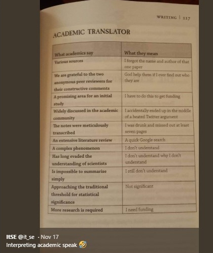 academic translator