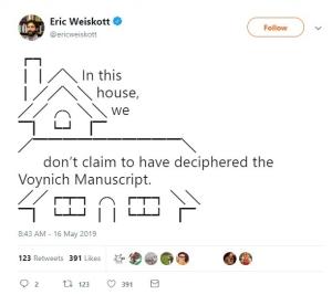 voynich house