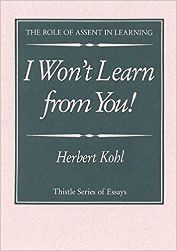 Kohl, I won;t learn from you! copy