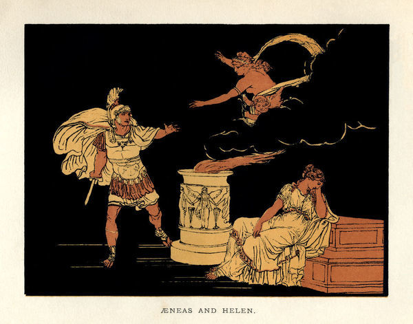 Stories from Virgil - Aeneas and Helen